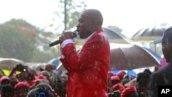 Umnu. Nelson Chamisa