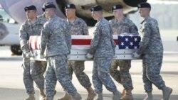 اوت ۲۰۱۱ مرگبارترین ماه برای نیروهای آمریکا در افغانستان بود