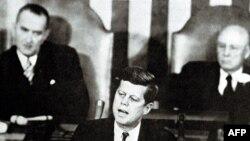 50-vjetori i fjalimit të Presidentit Kenedi për hapësirën