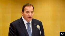 瑞典首相勒文