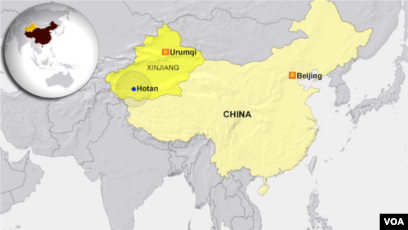China Moves To Ban Use Of Uyghur Language In Schools