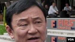 Mantan PM Thaksin Shinawatra, divonis bersalah melakukan korupsi selama menjabat Perdana Menteri.