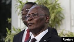 Prezidan Pwovizwa Ayiti Jocelerme Privert