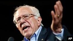 Bernie Sanders, candidato presidencial, sigue rompiendo récords de asistencia en sus mitines.