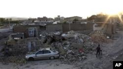 تبریز زلزلے