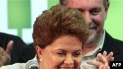 Nữ tổng thống đầu tiên của Brazil, bà Dilma Rousseff
