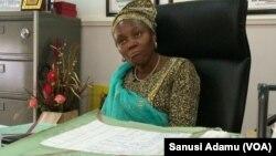 A Dr Fatima Abubakar Atiku, Kwamishaniyar kiwon lafiyar jihar Adamawa
