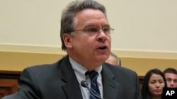 美國共和黨籍眾議員﹑國會及行政當局中國委員會主席史密斯。