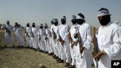 Wasu mayakan sa-kai a Afghanistan