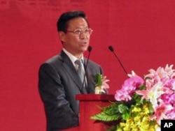 武汉市委书记 杨松
