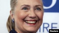 Hillary Clinton je posljednji put u javnosti viđena u Belfastu 7 decembra.