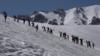 یازدهمین دور مسابقات سالانهٔ اسکی در بامیان برگزار شد