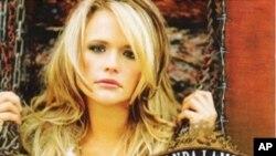 乡村歌星Miranda Lambert