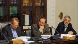 رقابت زودهنگام حدادعادل و لاریجانی برای ریاست مجلس آینده