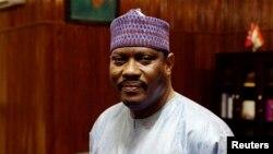 L'opposant Hama Amadou candidat-rival du président sortant du Niger Issoufou