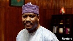 Hama Amadou, opposant candidat à la candidate à la présidentielle de 2016 au Niger