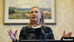 Državna sekretarka Hilari Klinton hospitalizovana zbog krvnog ugruška
