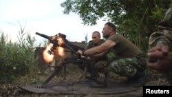 ЗСУ відповідають на вогонь з боку сепаратистів