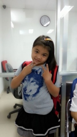 Em Hải có bệnh sử động kinh, và gia đình đã thông báo bệnh trạng của Hải cho nhà trường và bạn bè biết để tránh những trường hợp đáng tiếc xảy ra với em.