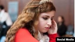 درسا درخشانی ۱۸ ساله شطرنج بازان ایرانی