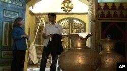 ہیوسٹن میں اسلامی فن پاروں کی نمائش