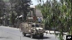 قندھار: نیٹو افواج نےطالبان کوگھیرے میں لےلیا