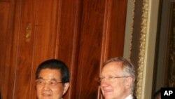 سفر رئیس جمهور چین به ایالات متحده