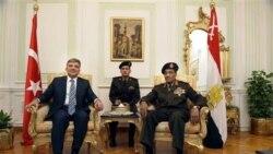 دیدار عبدالله گل، رئیس جمهوری ترکیه از قاهره