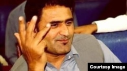 پشتون تحفظ تحریک کے لیڈر ابراہیم ارمان لونی، فائل فوٹو