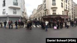 巴黎恐怖襲擊過後市面