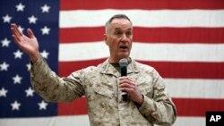 ژنرال جوزف دانفورد رئیس ستاد مشترک نیروهای مسلح ایالات متحده - آرشیو