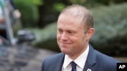 Perdana Menteri Malta, Joseph Muscat (Foto: dok).