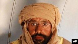 Wiilkii uu Qaddaafi Dhalay oo la Qabtay