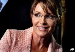 Sarah Palin, 2008 seçimlerinde Cumhuriyetçi Partili başkan adayı John McCain'in başkan yardımcısı olarak tercih ettiği isimdi.