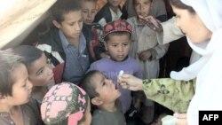 چالش مقابله با بيماری فلج اطفال در پاکستان