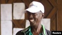 Cyrille Ndayirukiye