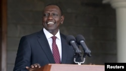 Makamu wa Rais William Ruto