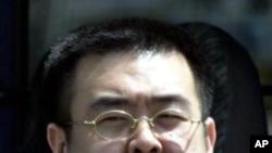 김정일 국방위원장의 장남 김정남 (자료사진)