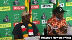 Zanu-PF Press Conference