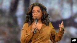 Oprah Winfrey - fevereiro 2020
