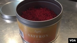 """Saffron """"Rumi Spice"""" (foto: ilustrasi)."""