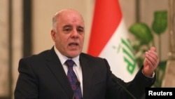 PM Irak Haider al-Abadi (Foto: dok).