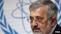 Dubes Iran untuk IAEA, Ali Asghar Soltanieh menilai laporan bahwa Iran membersihkan bukti-bukti terkait berbagai eksperimen senjata nuklir militer sebagai menggelikan.