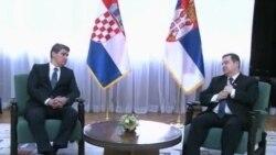 Prvi susret Dačića i Milanovića