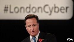 El primer ministro británico, David Cameron, llamó a proteger la libertad de expresión.