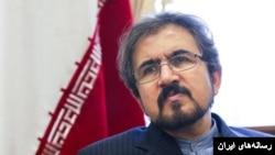Juru bicara Kementerian Luar Negeri Iran Bahram Ghasemi (foto: dok).