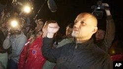 Сергей Удальцов. Москва. 24 мая 2012 г.