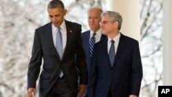 مریک گارلند (راست) و باراک اوباما خود را اهل شیکاگو می دانند