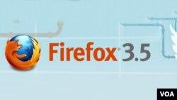 El logotipo del nuevo Firefox 3.5.
