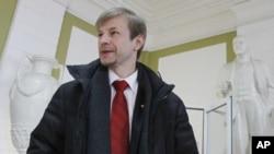 Евгений Урлашов. Архивное фото.